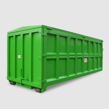 container scarrabile